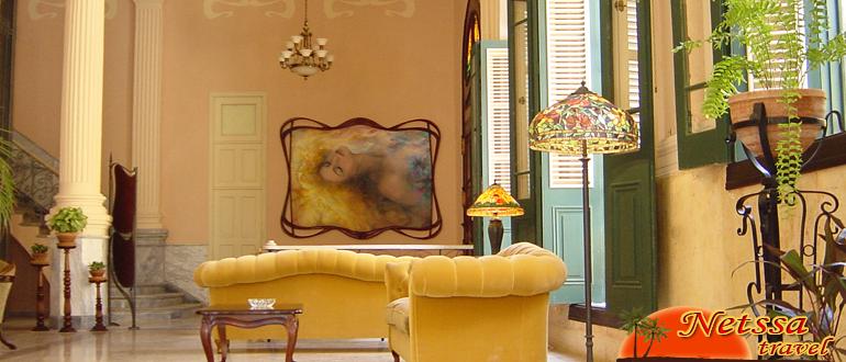 Hotel Raquel In Old Havana
