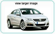 Rent Volkswagen Passat