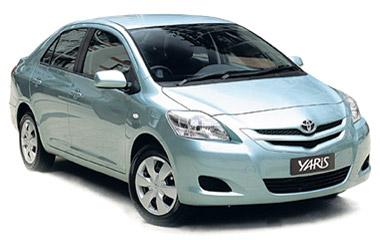 Toyota Yaris Rent A Car In Cuba Netssa