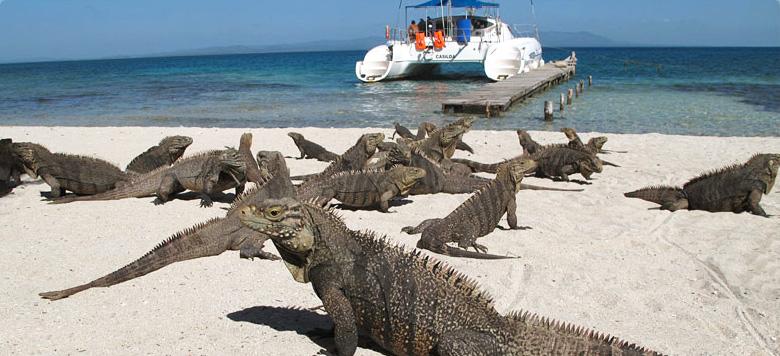 Sitios turísticos en Cuba