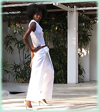fashion model cuba