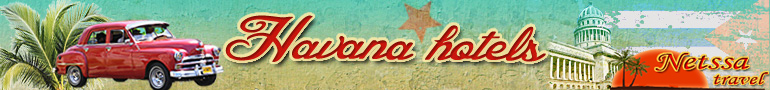 Havana hotels booking - back to home page