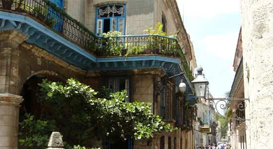 Old Havana, street
