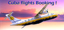Cuba flights airfares and booking