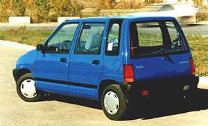 Tico Daewoo Cars