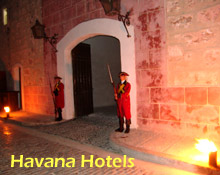 Havana hotels reservation and information