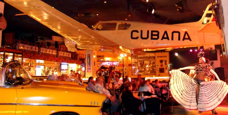 Cafe Habana Restaurant