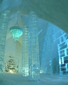 Ice Hotel Canada Canada Quebec