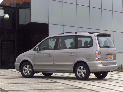 Hyundai Trajet 2006. Hyundai Trajet