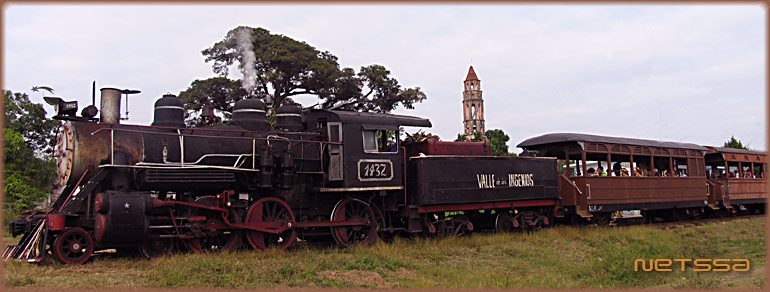 Old Trinidad Pictures Old Steam Train From Trinidad