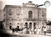 Caridad Theater 1899