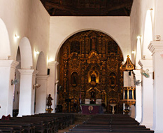 Oldest church in Remedios