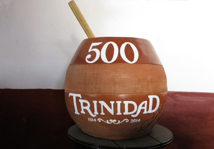 500 year of Trindad