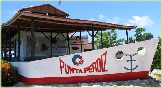 Punta Perdiz Diving Center Zapata